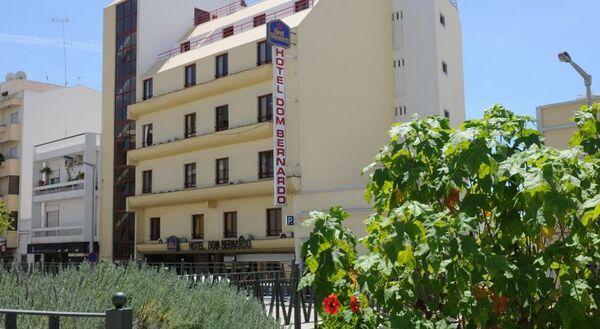 Holidays at Best Western Dom Bernado Hotel in Faro, Algarve