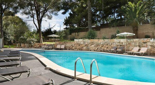 Holidays at NH Ciudad de Mallorca Hotel in Palma de Majorca, Majorca