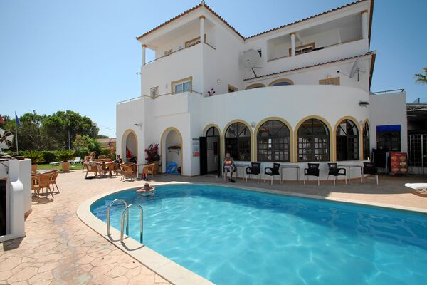Holidays at Agua Marinha Hotel - Adults Only in Olhos de Agua, Albufeira