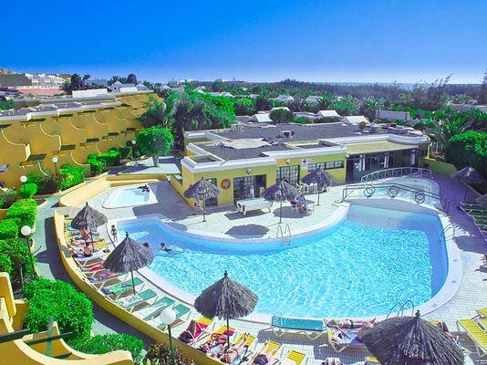 Holidays at Althay Apartments in Costa Calma, Fuerteventura
