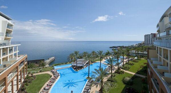 Holidays at Pestana Promenade Ocean Hotel in Funchal, Madeira