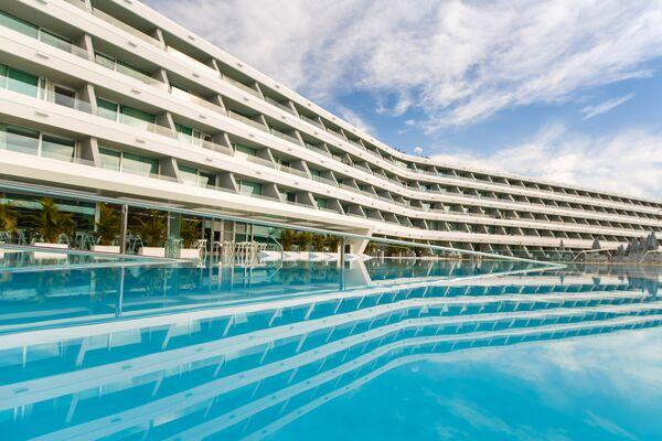 Holidays at Santa Monica Suites Hotel in Playa del Ingles, Gran Canaria