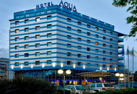Holidays at Aqua Hotel in Bourgas, Bulgaria