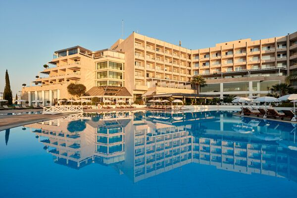 Holidays at Grecian Park Hotel in Protaras, Cyprus