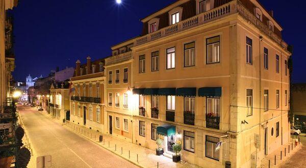 Holidays at AS Janelas Verdes Hotel in Lisbon, Portugal