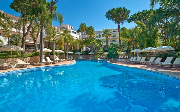 Holidays at Ria Park Garden Hotel in Vale Do Lobo, Algarve