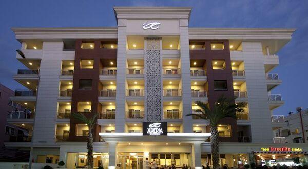 Holidays at Xperia Grand Bali Hotel in Alanya, Antalya Region