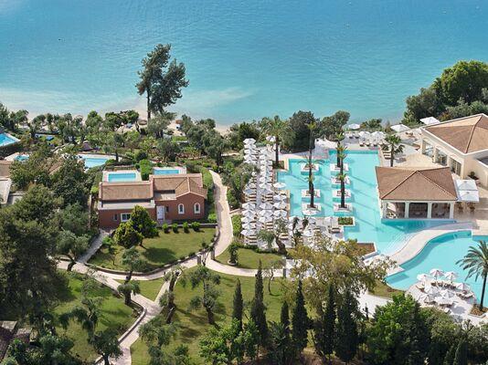 Holidays at Grecotel Eva Palace in Kommeno, Corfu