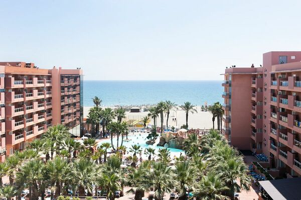 Holidays at Best Roquetas in Roquetas de Mar, Costa de Almeria