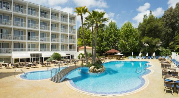 Holidays at HSM S'olivera Aparthotel in Paguera, Majorca