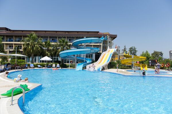 Holidays at Otium Family Eco Club in Titreyingol Side, Side