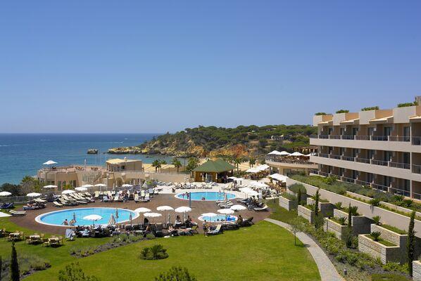 Holidays at Grande Real Santa Eulalia Resort and Hotel Spa in Olhos de Agua, Albufeira