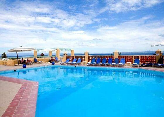 Holidays at Daphne Holiday Club Hotel in Hanioti, Halkidiki