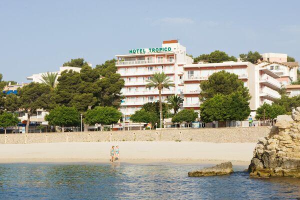 Holidays at Tropico Playa Hotel in Palma Nova, Majorca