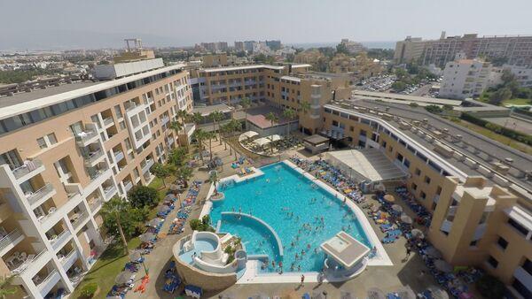 Holidays at Neptuno Aparthotel in Roquetas de Mar, Costa de Almeria