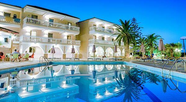 Holidays at Jupiter Hotel in Tsilivi, Zante
