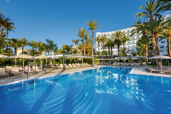 Holidays at Riu Palace Palmeras in Playa del Ingles, Gran Canaria