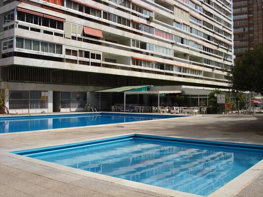 Holidays at Cervantes Apartments in Benidorm, Costa Blanca