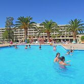 Holidays at Messonghi Beach Hotel in Messonghi, Corfu