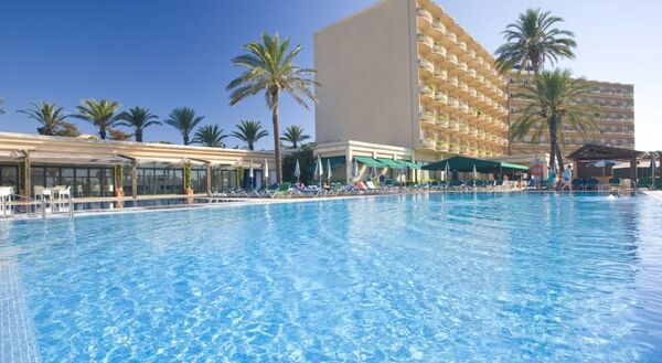 Holidays at PortBlue San Luis Hotel in S'Algar, Menorca