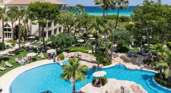 Holidays at Grupotel Parc Natural & Spa Hotel in Playa de Muro, Majorca