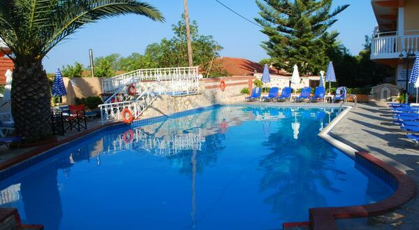 Holidays at Planos Beach Hotel in Tsilivi, Zante
