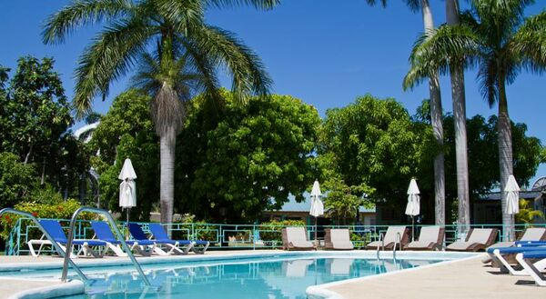 Holidays at Tobys Resort Hotel in Montego Bay, Jamaica