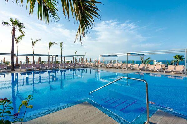 Holidays at Riu Club Vistamar Hotel in Puerto Rico, Gran Canaria
