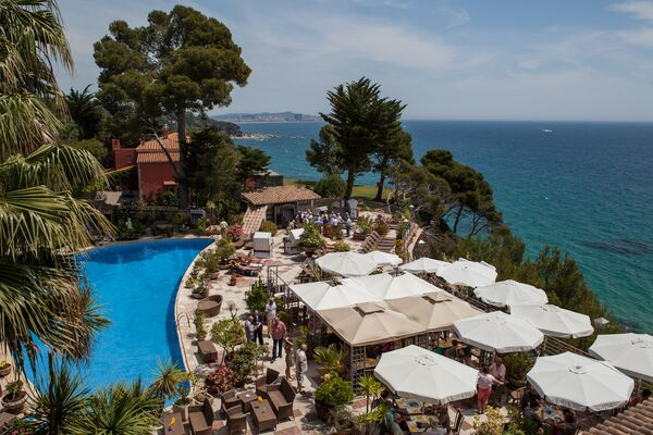 Holidays at Cap Roig Hotel & Apartments in Platja d'Aro, Costa Brava