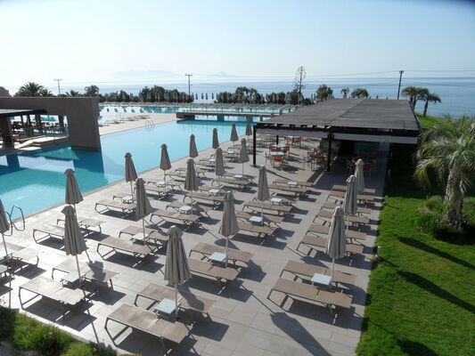 Holidays at Sentido Carda Beach Hotel in Kardamena, Kos
