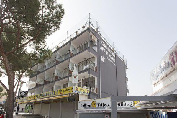 Holidays at Econotel Kensington Apartments in Magaluf, Majorca