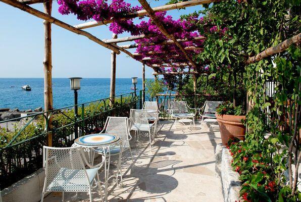 Holidays at Aurora Hotel in Amalfi, Neapolitan Riviera