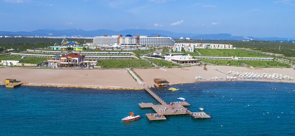 Holidays at Aquasis Deluxe Resort and Spa in Altinkum, Bodrum Region