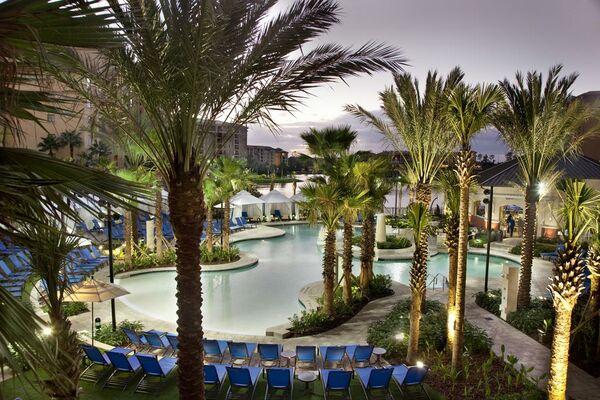 Holidays at Wyndham Grand Orlando Resort Bonnet Creek in Disney, Florida