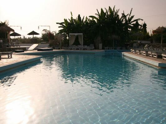 Holidays at Diamond Apartments in Lambi, Kos