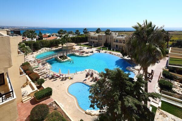 Holidays at Panareti Coral Bay Hotel in Coral Bay, Cyprus