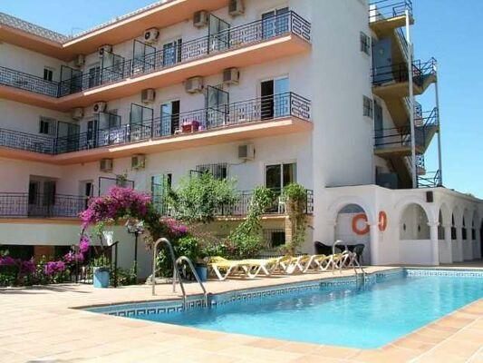 Holidays at Carmen Teresa Hotel in Torremolinos, Costa del Sol