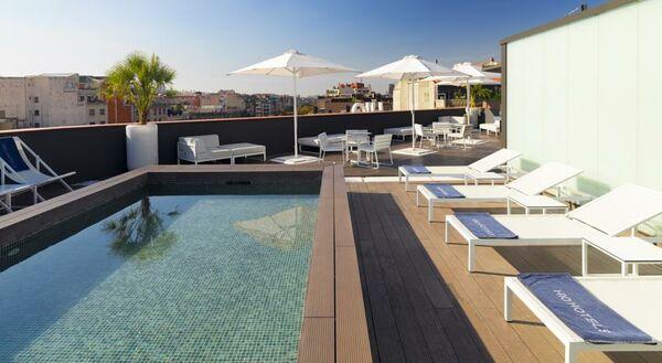 Holidays at H10 Casanova Hotel in Eixample, Barcelona