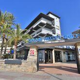Holidays at Gran Delfin Hotel in Cala Finestrat, Benidorm