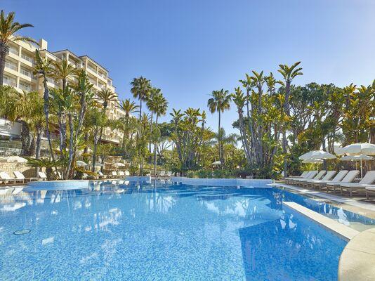 Holidays at Ria Park Hotel & Spa in Vale Do Lobo, Algarve
