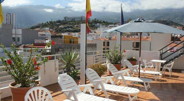 Holidays at Sun Holidays Hotel in Puerto de la Cruz, Tenerife