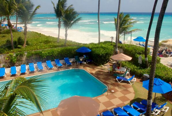 Holidays at Dover Beach Hotel in Christchurch, Barbados
