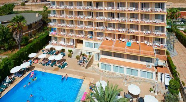 Holidays at Don Miguel Playa Hotel in Playa de Palma, Majorca