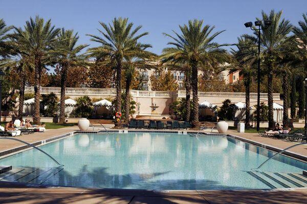 Holidays at Universal's Portofino Bay Resort Hotel in Orlando International Drive, Florida