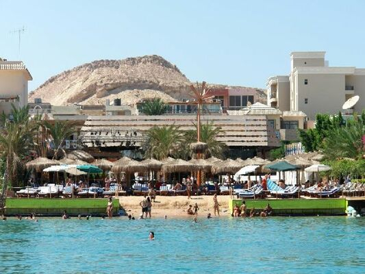 Holidays at Elysees Apartment Hotel in Hurghada, Egypt