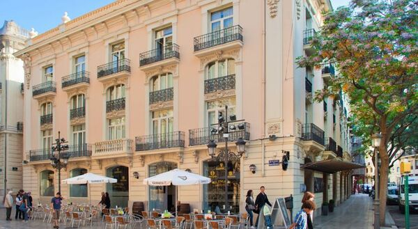 Holidays at SH Ingles Boutique Hotel in Valencia, Costa del Azahar