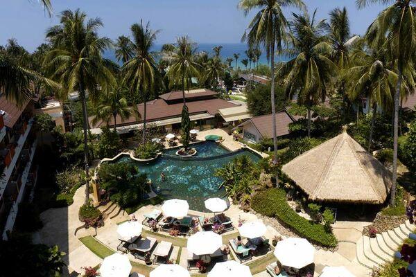 Holidays at Karona Resort And Spa Hotel in Phuket Karon Beach, Phuket