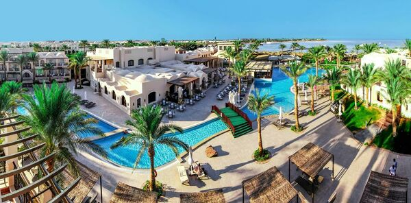 Holidays at Jaz Makadina Hotel in Makadi Bay, Egypt