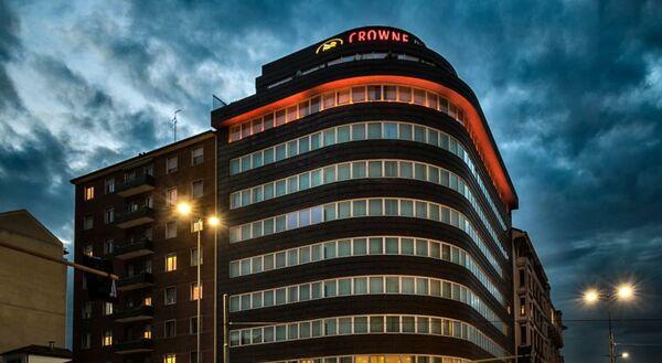 Holidays at Crowne Plaza Milan City Hotel in Milan, Italy