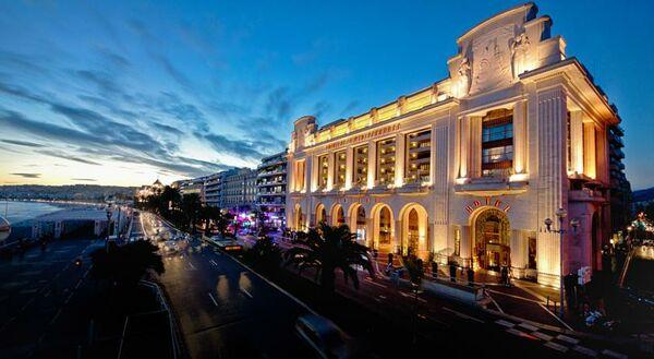 Holidays at Hyatt Regency Nice Palais De La Mediterranee in Nice, France